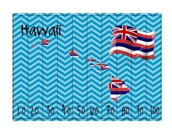 Hawaii Counting Puzzles