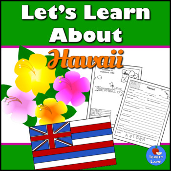 Hawaii History and Symbols Unit Study
