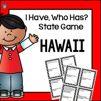 Hawaii I Have, Who Has Game