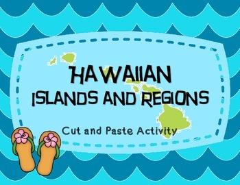 Hawaii Islands and Regions