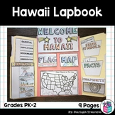 Hawaii Lapbook for Early Learners - A State Study