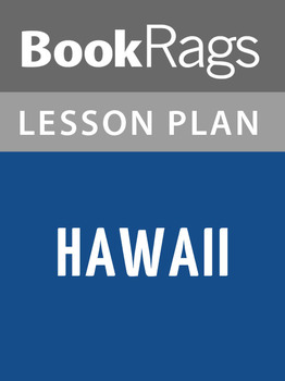 Hawaii Lesson Plans