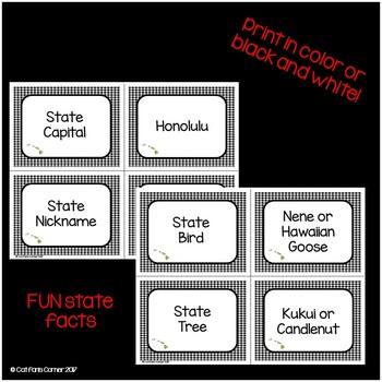 Hawaii Memory Game