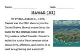 Hawaii Reading Comprehension