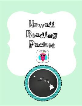 Hawaii Reading Packet