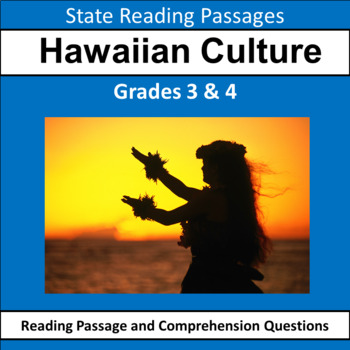 Hawaii Reading Passage: Hawaiian Culture