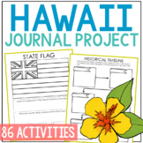 HAWAII State History Guided Research Project, Notebook Jou