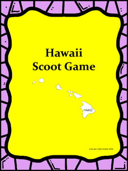 Hawaii Scoot Game