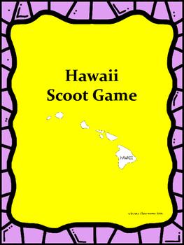 Hawaii Scoot Game