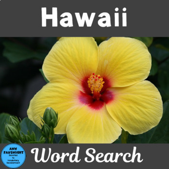 Hawaii Search and Find