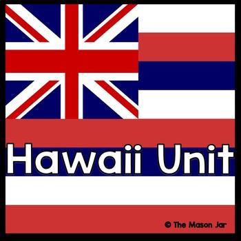 Hawaii Social Studies Unit (No Prep)