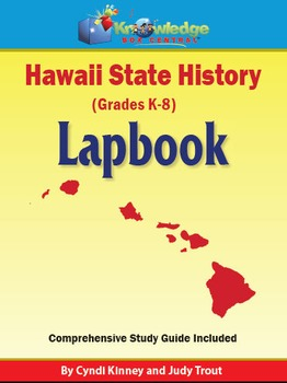 Hawaii State History Lapbook