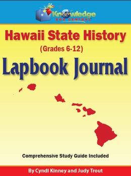 Hawaii State History Lapbook Journal