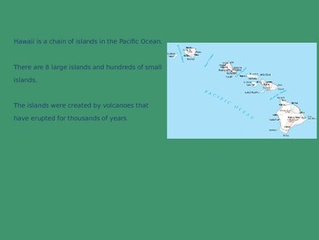 Hawaii - State - Power Point - History Facts Information Pictures