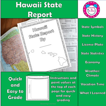 Hawaii State Report