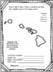Hawaii State Research Report Project Template + bonus time