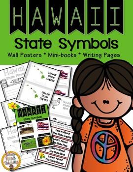 Hawaii State Symbols Notebook