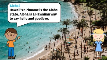 Hawaii powerpoint presentations with handouts