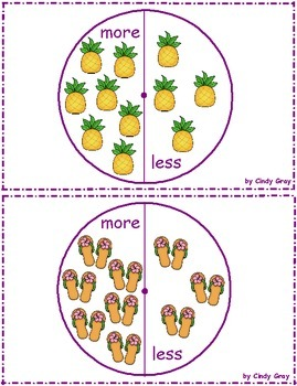 Hawaiian BUMP ~ Addition Facts 2-12