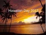 Hawaiian Day powerpoint