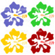 Hawaiian Hibiscus Clip Art-39 Images