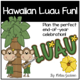 Hawaiian Luau Fun
