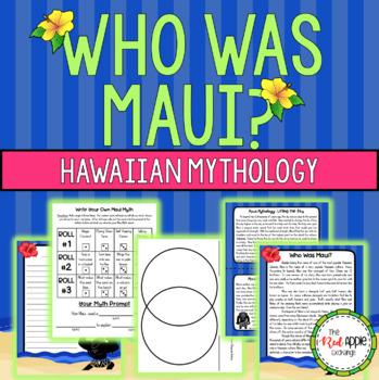 Hawaiian Mythology:  Who was Maui?   **The Red Apple Exchange**