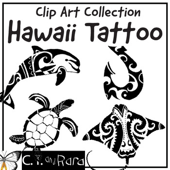 dd62d9b47 Hawaiian Tattoo Designs by CT and Rara | Teachers Pay Teachers