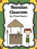 Hawaiian Theme Classroom Set