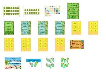 Hawaiian Themed Classroom Decor Pack