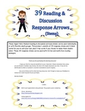 Hawkeye's Reading & Discussion Response Stems