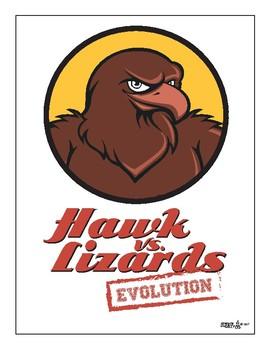 Hawks vs Lizards: Evolution