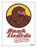 Hawks vs Lizards: Evolution