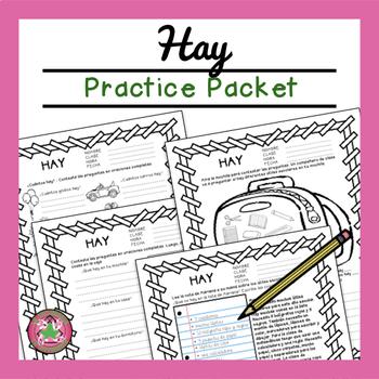 Hay Practice Packet