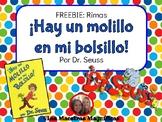 Hay un molillo en mi bolsillo Dr. Seuss (Español) - FREE