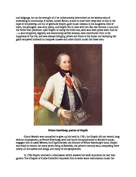 Haydn - A Short Biography