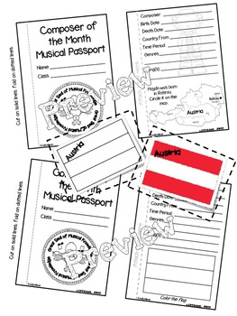 Haydn Passport (Composer of the Month)
