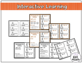 Understanding Division Activity Pack 3.OA.2