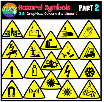Hazard Symbols Teaching Resources Teachers Pay Teachers