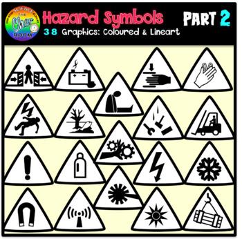 Hazards Symbol Bundle