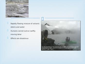 Hazards of Volcanic Eruptions
