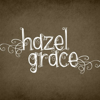Hazel Grace Font for Commercial Use