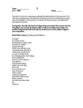 hazel tells laverne poem pdf