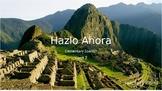 Hazlo Ahora- Do It Now