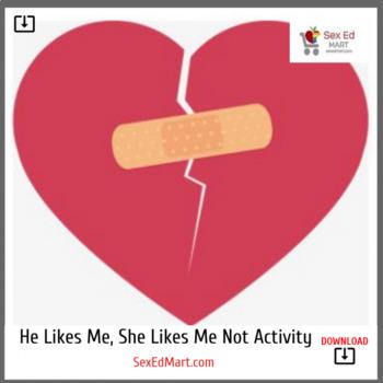 He Likes Me/She Likes Me Not - Classroom Activity Kit
