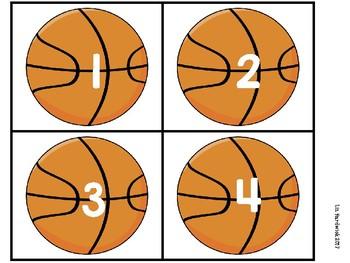 He Shoots, He Scores Math Centers