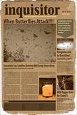 Harry Potter Interactive Newspaper