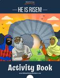 He is Risen! Activity Book & Lesson Plans