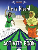 He is Risen! Activity Book for Kids Ages 3-5