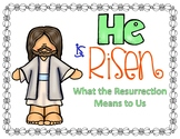 He is Risen Bible Task Cards:  What the Resurrection Means to Us